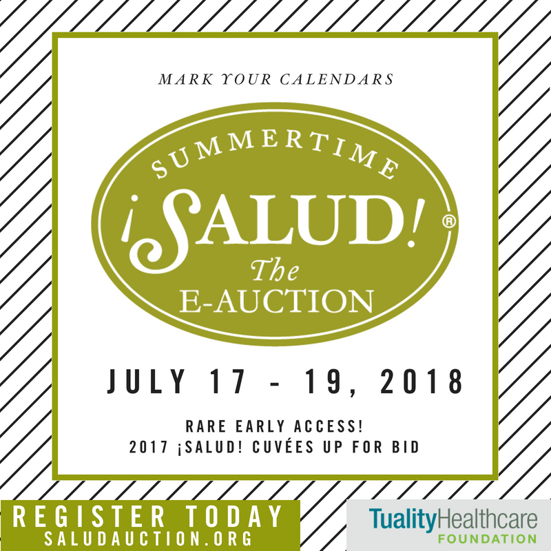Summertime Salud! E-Auction 2018
