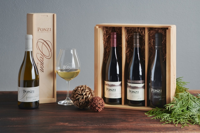Ponzi Vineyards Blog Holiday Gifts For Wine Lovers