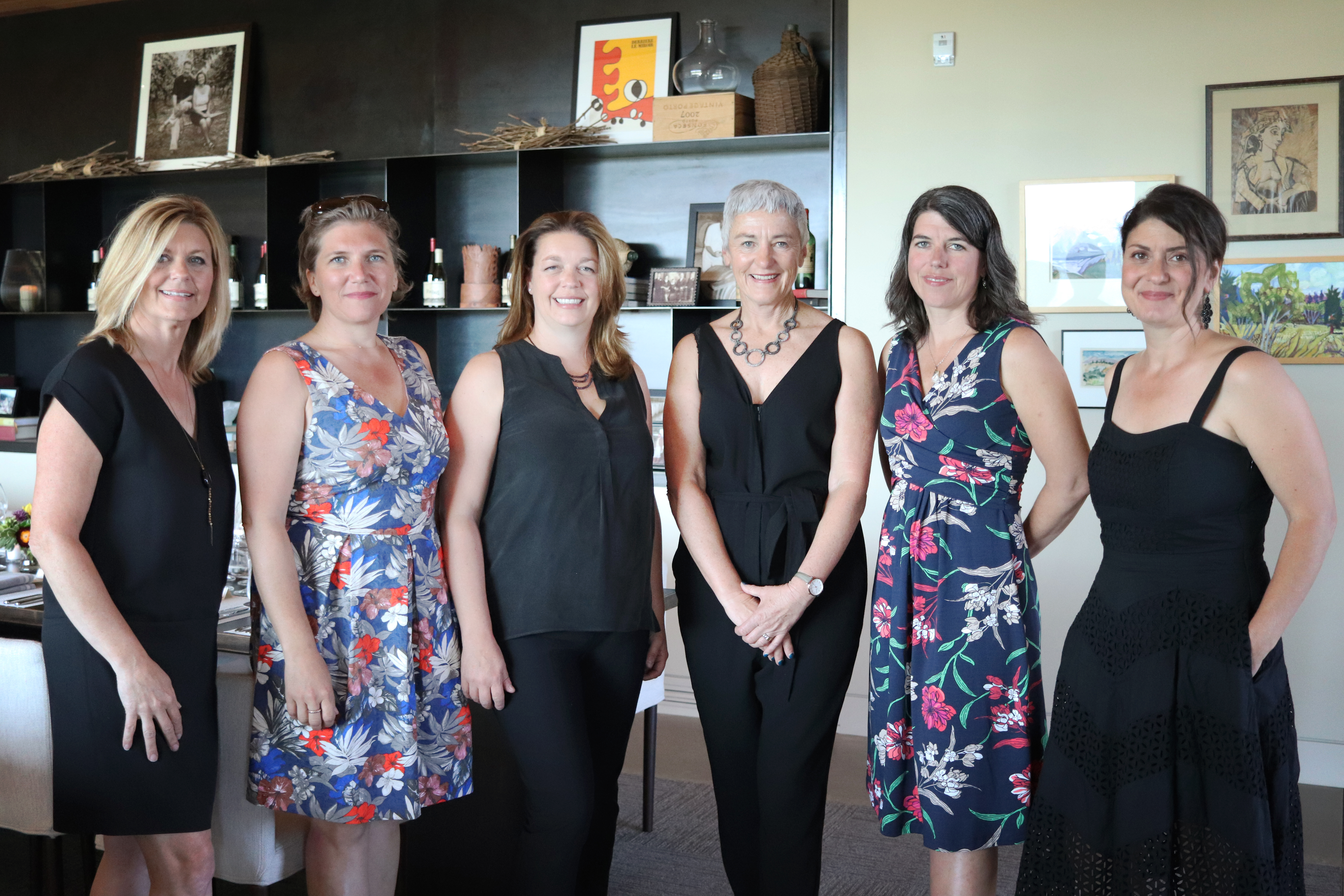 Women of Pinot: An International Dinner