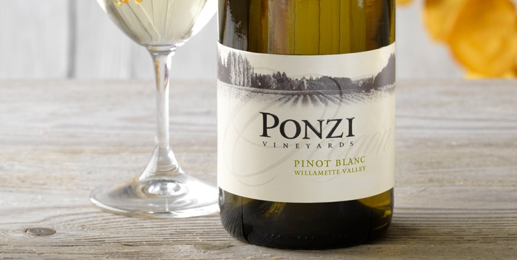 Pinot Blanc - Ponzi Vineyards