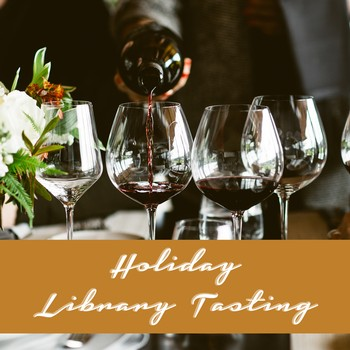Holiday Library Tasting at Ponzi Vineyards - 11/23 Image