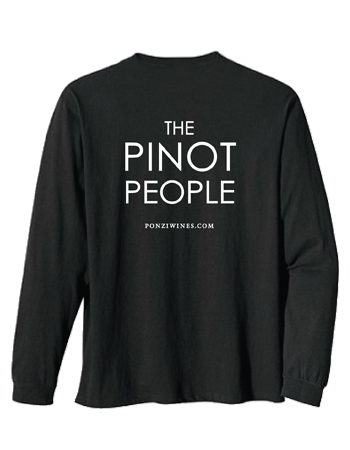Pinot People Longsleeved Shirt -Women's